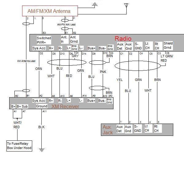 Honda Element Stereo Wiring Diagram from www.elementownersclub.com
