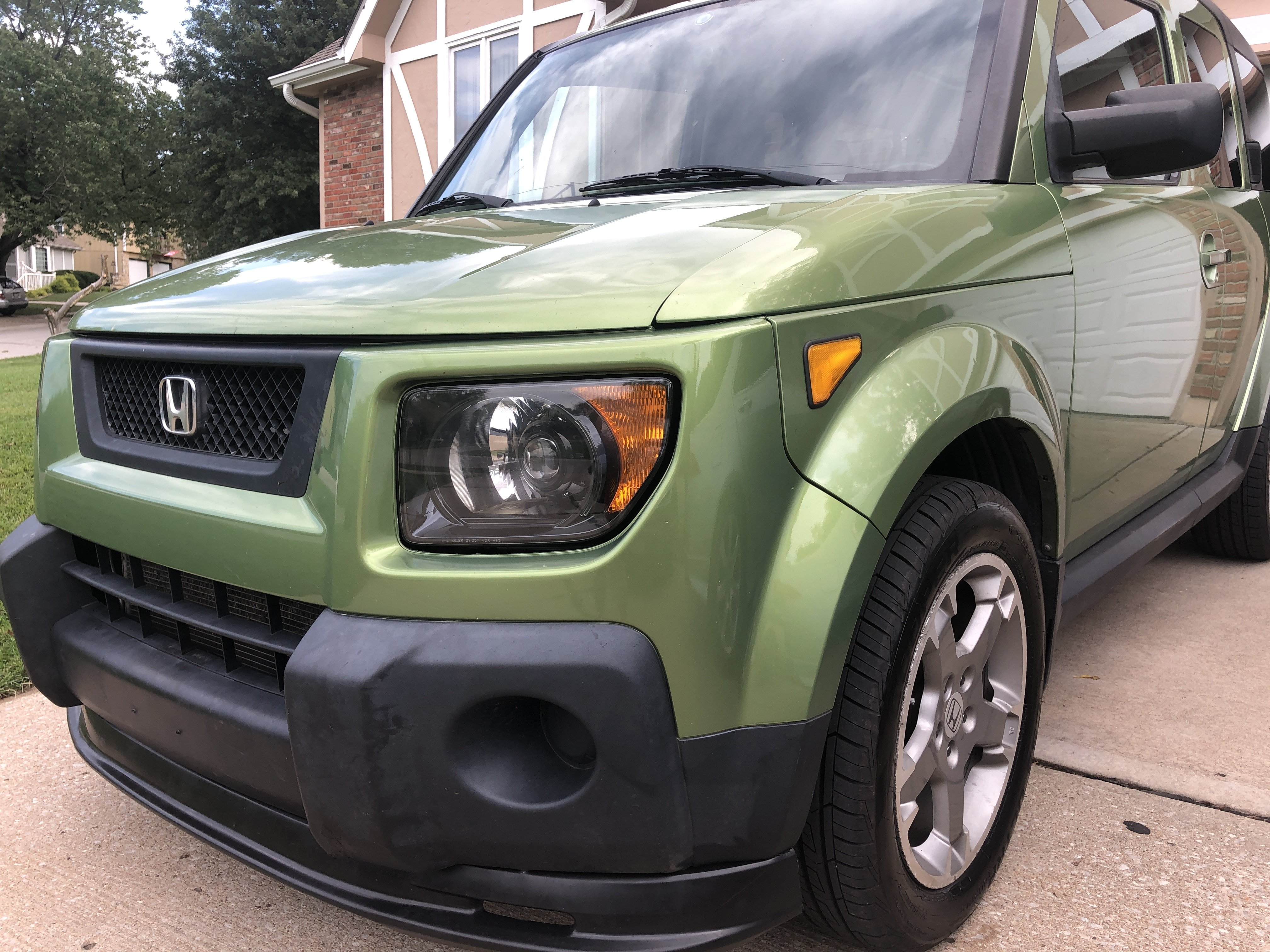 Brighter Headlights Need A Plug N Play Option Hid Led Projector Honda Element Owners Club