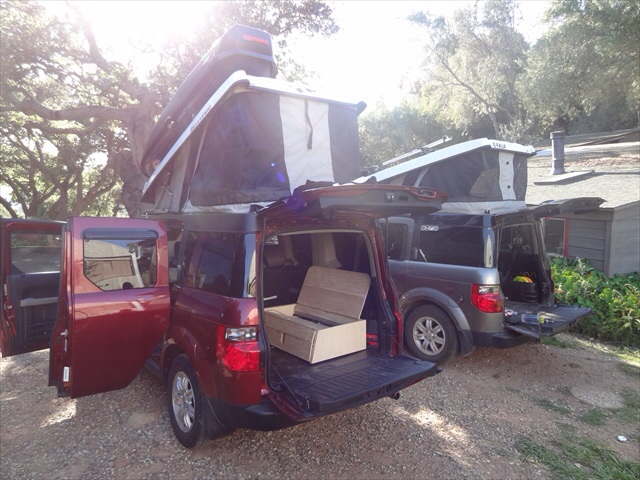Anyone With An Honda Element Ecamper For Sale Honda Element Owners