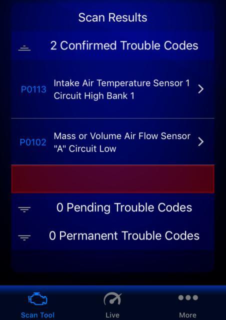 2008 Honda Element MAF/IAT sensor problems | Honda Element Owners Club