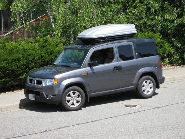 Roof Rack Recomendations Honda Element Owners Club