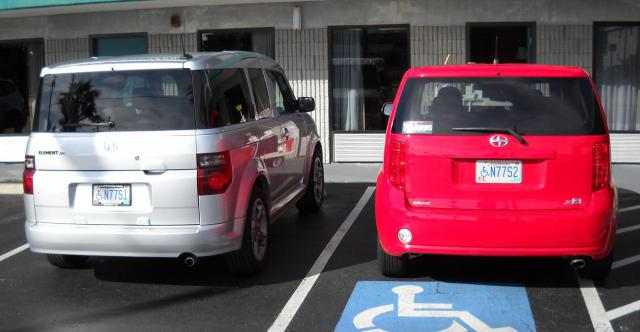 Honda Element And Scion XB Will Not Be Released Anytime Soon >> Sold My 08 Element Got An 2011 Scion Xb Honda Element