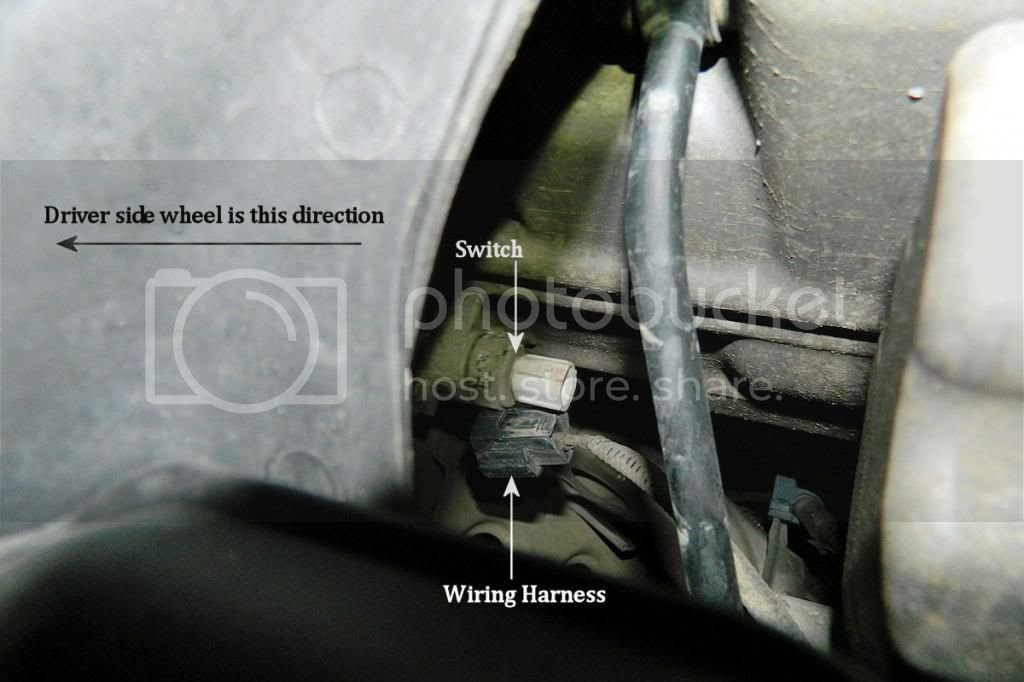 Some pictures of 3rd gear pressure switch replacement | Honda
