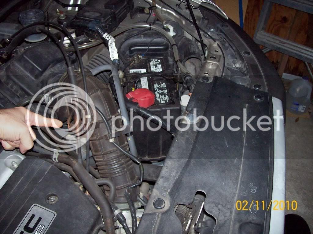 P0113 Honda Fit