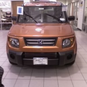 April 2008 Before Driving It Off The Showroom Floor