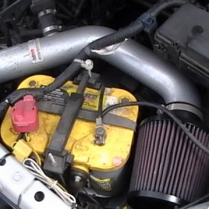 Yellow Top Battery