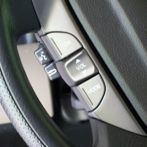 Navi steering column controls