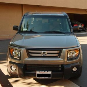 2008 Element Fog Lights