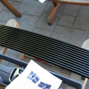 Main grille insert, before installation.