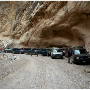 EOC Death Valley Titus Canyon