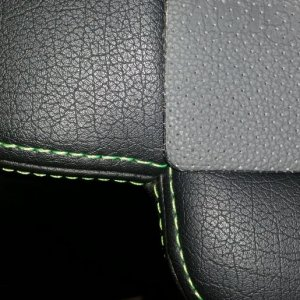 Color scheme for Clazzio Seat Covers...not sure why the computer keeps flipping the image upside down though