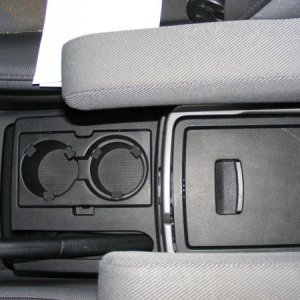 Center console cooler