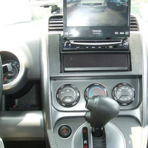 Panasonic in dash DVD with rear camera, center speaker & bluetooth