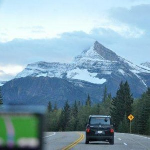 canadian rockies roadtrip
