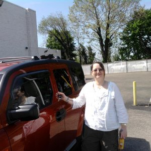 042910---THE DAY I GOT MY NEW 2010 HONDA ELEMENT!! April 29th, 2010!!!