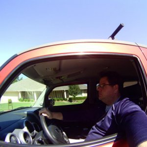 driving in the element, GoPro Hero Camera
