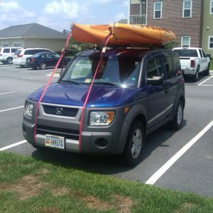 element kayak